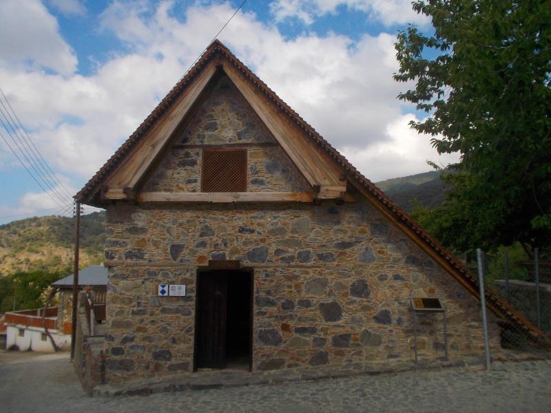 Византийские храмы Кипра: культурное наследие человечества. Выезд из Лимассола