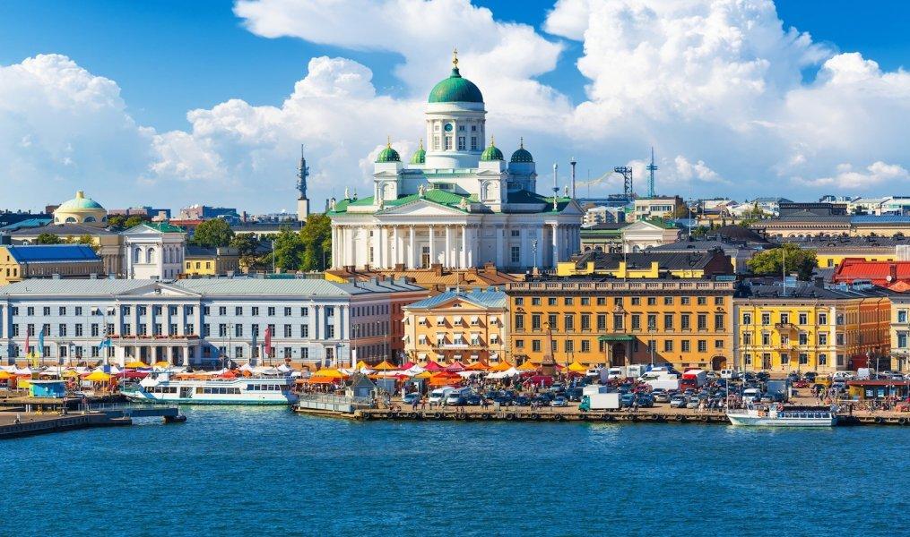 Хельсинки — дочь Балтийского моря. Пешеходная экскурсия