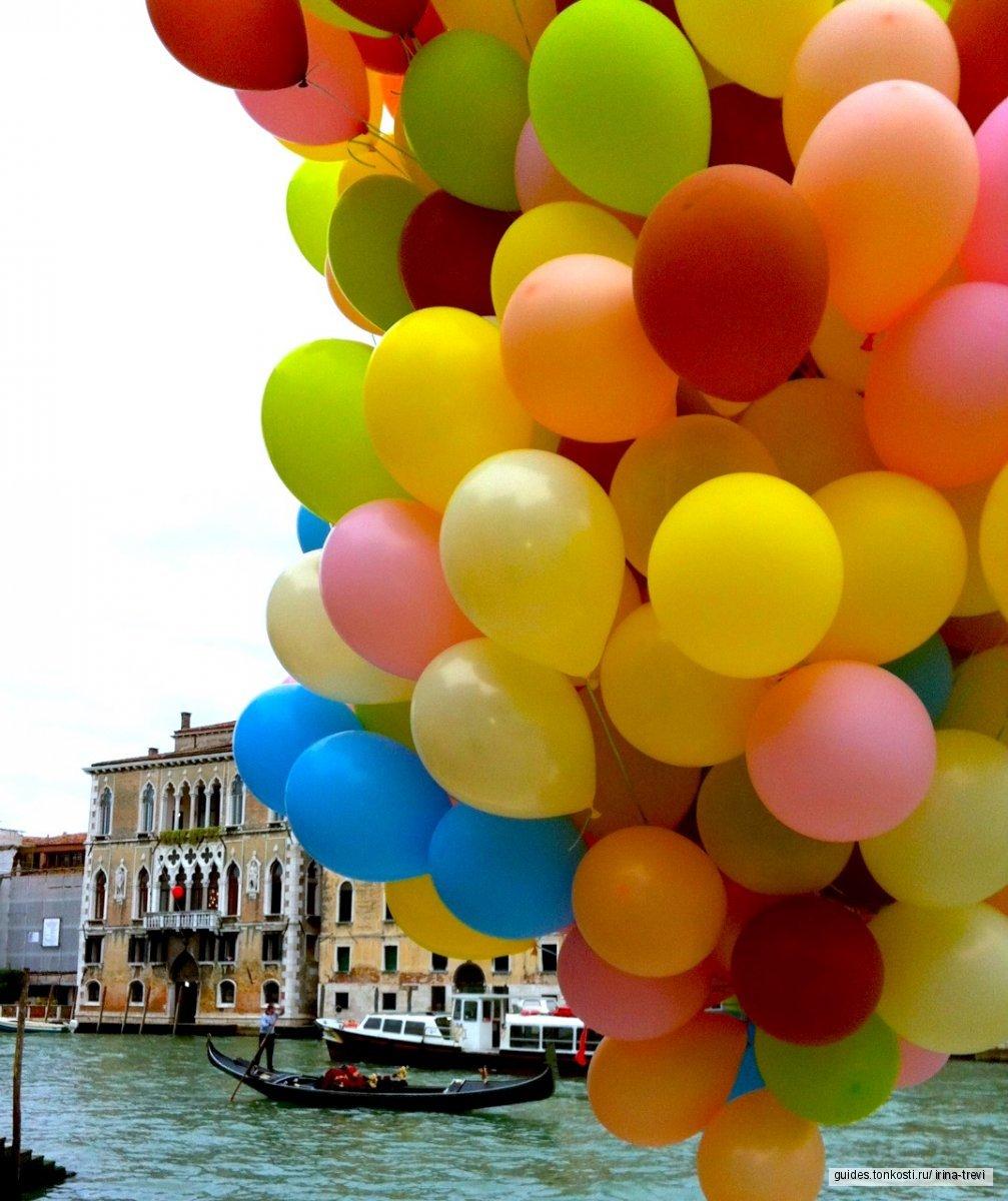 Венеция глазами ребёнка