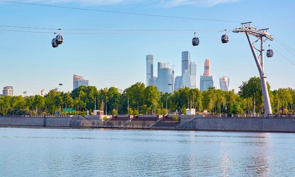 Смотровая площадка Москва-сити 89 этаж