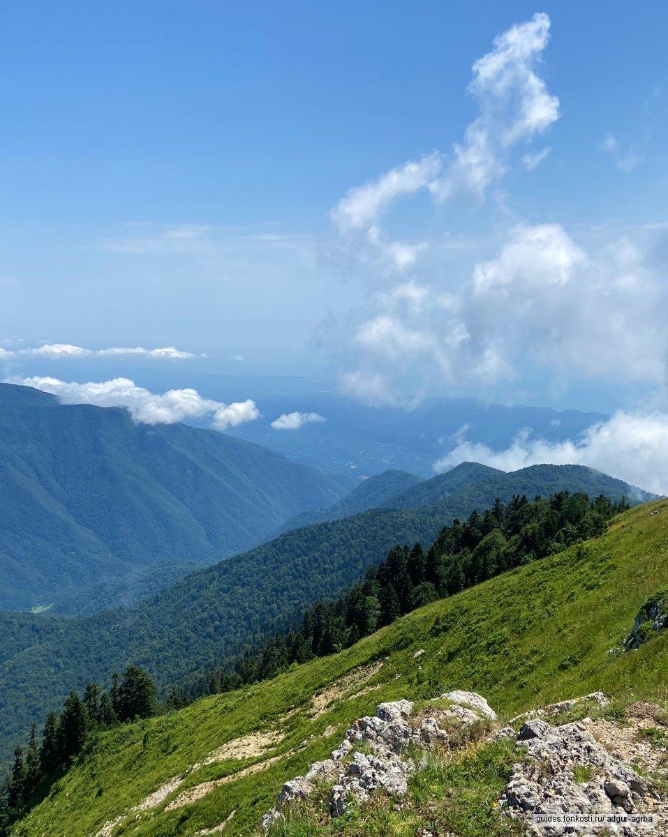 Высокогорная Абхазия