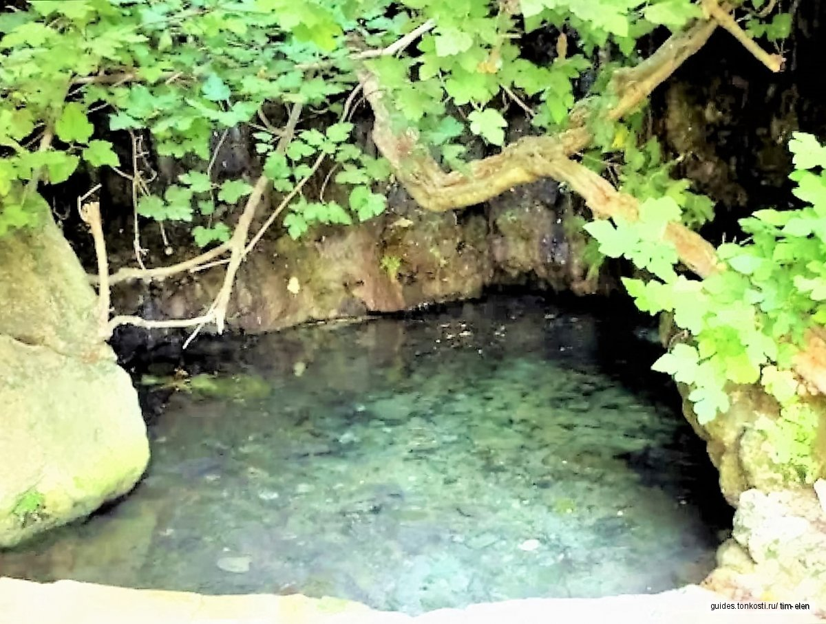 Купальня Афродиты, рыбацкая деревня Лачи, винодельня в горах. Выезд из Пафоса