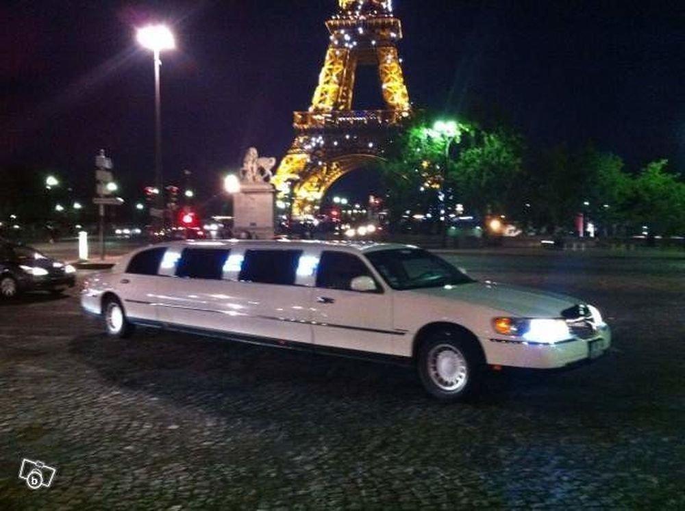 Обзорная экскурсия по городу на лимузине днём или ночью