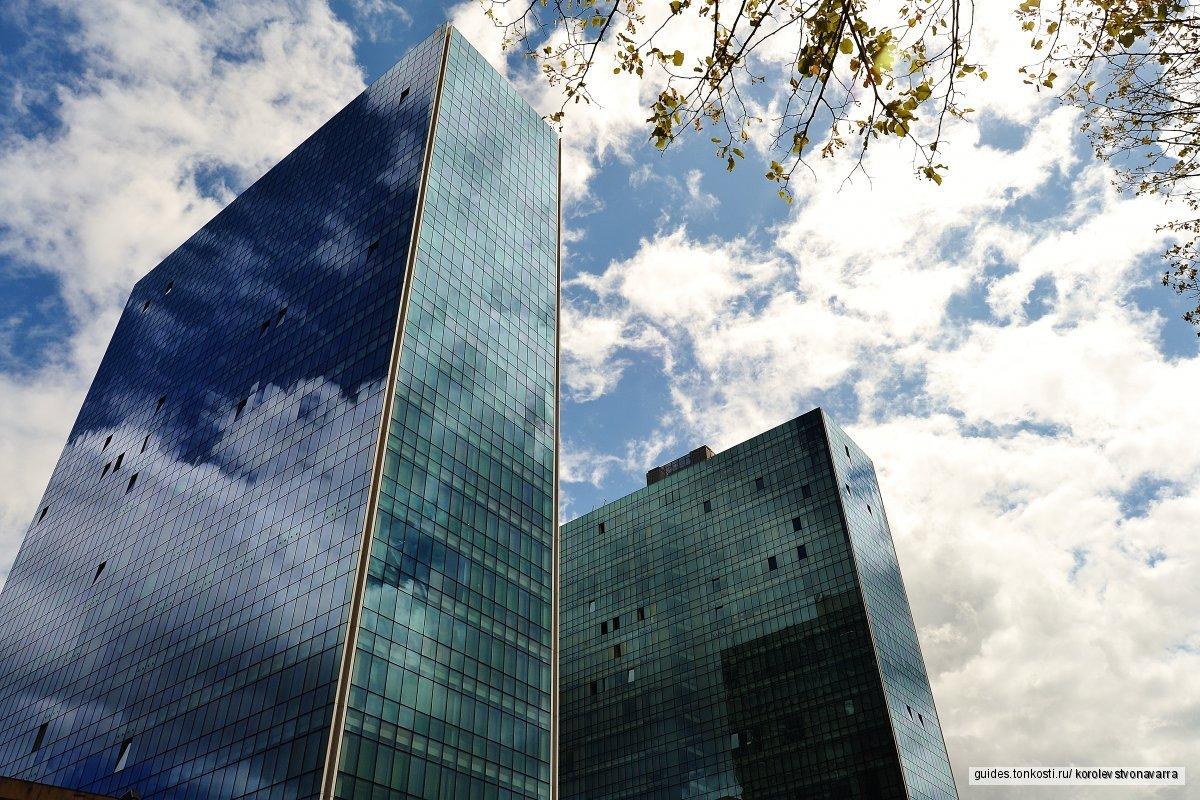 Бильбао — город архитектуры XXI века