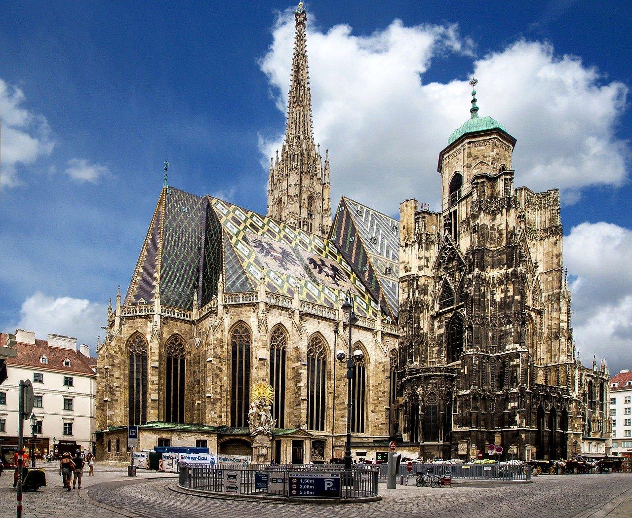 В Вену из Праги
