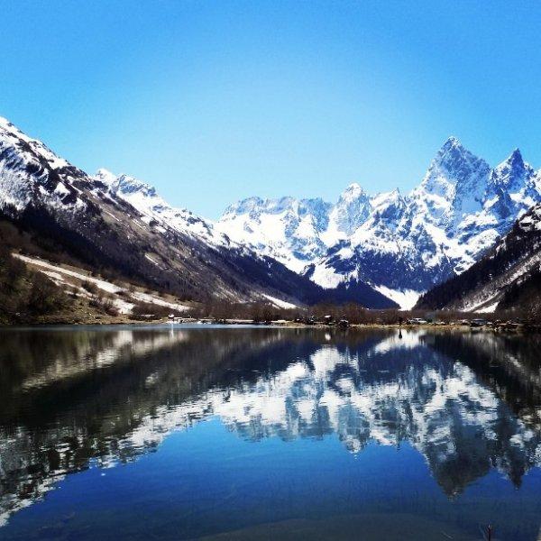 Форельное озеро — ущелье Гоначхир