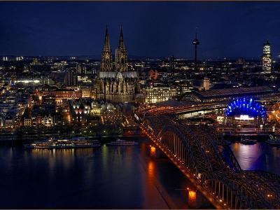 Кёльн: столица Рейнского карнавала и не только!