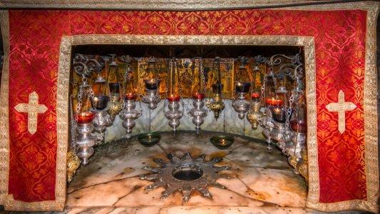 В Вифлеем. Базилика Рождества Христова