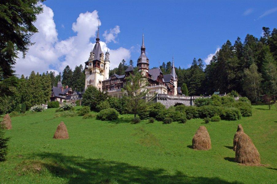Синая — курорт румынских королей