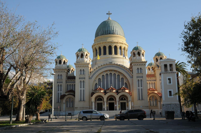 Монастырь Преподобного Патапия и храм Апостола Андрея Первозванного