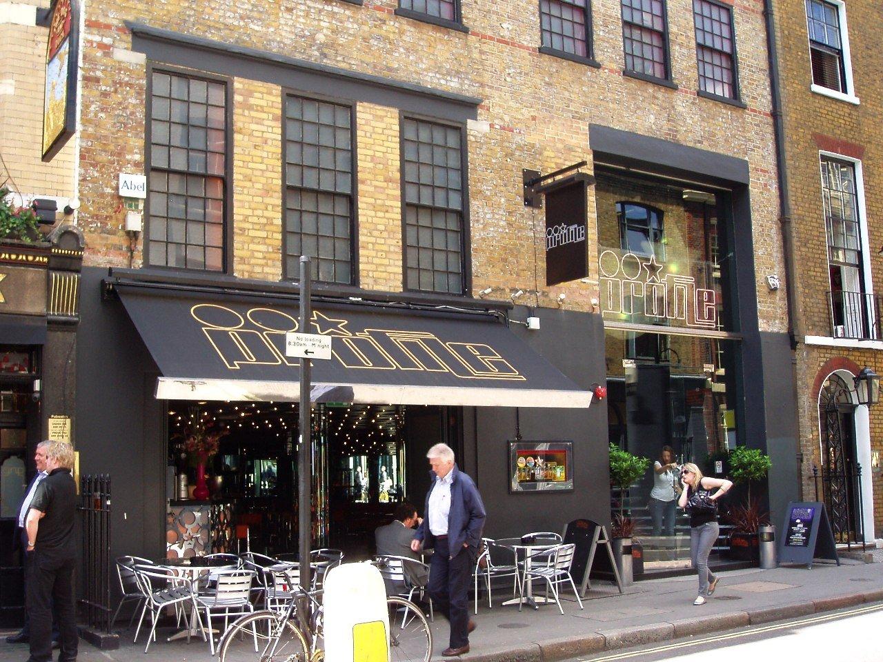 Богемный Лондон. Развлекательные районы Сохо и Ковент-Гарден