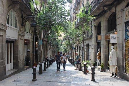 Пешеходная фотопрогулка по готической Барселоне. Эконом