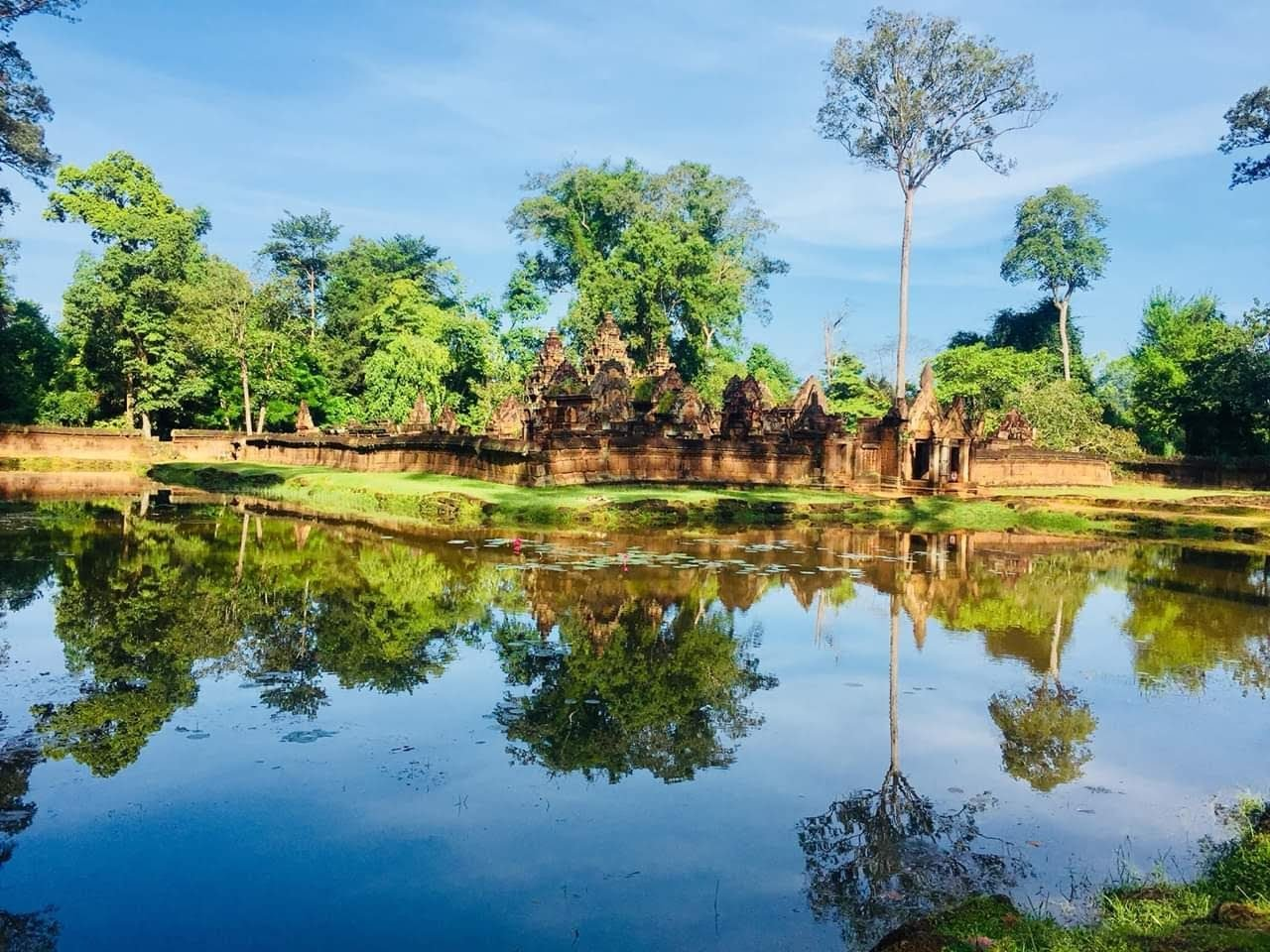 Ангкор, ещё Ангкор: Большой круг Ангкора