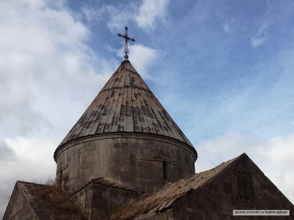 Ереван — Одзун — Санаин — Ахпат — Зарни-Парни — Ереван