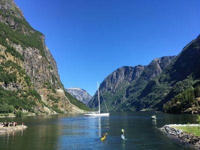 Норвегия за один день