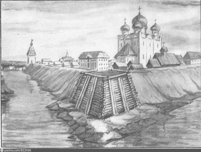 Загадки Тверского кремля