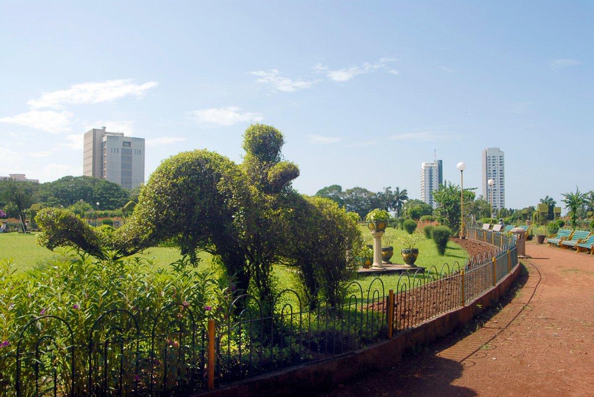 Обзорная по Мумбаю