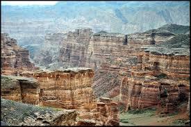 Чарынский каньон. Долина замков