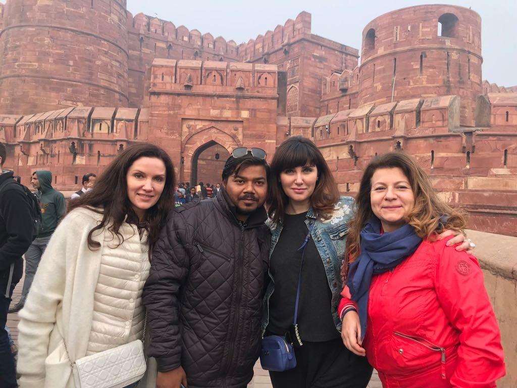 Обзорная экскурсия «Тадж-Махал» — шедевр в Агре