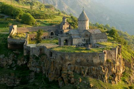 Армения за 4 дня