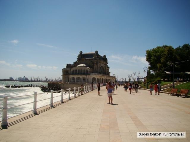 Город Констанца — ворота курортного края