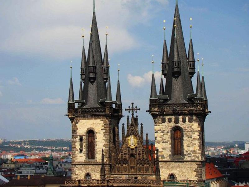 Старый город Пражский