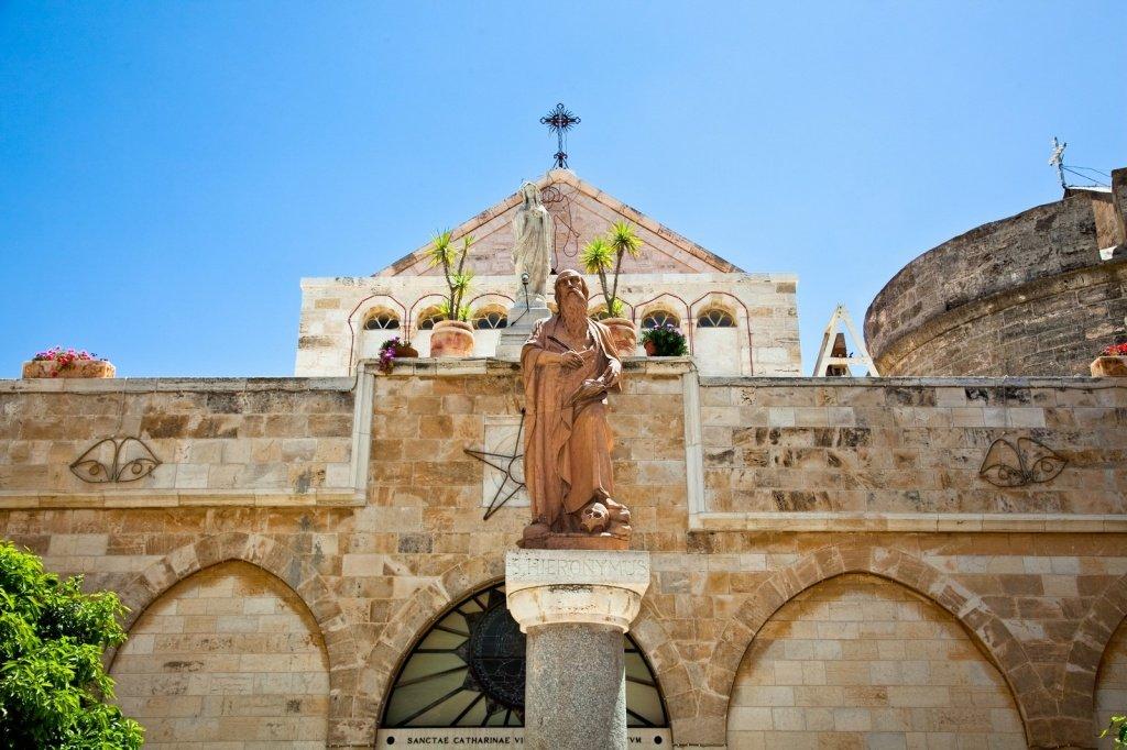 Групповая экскурсия в Вифлеем и Христианский Иерусалим — библейская история наяву