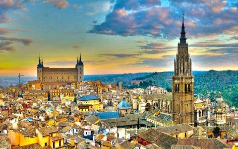 Толедо — древняя столица Испании