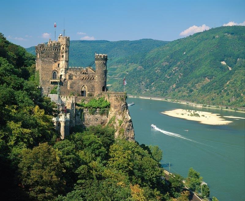 Замки и вина Среднего Рейна