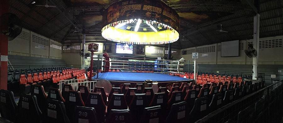 Тайский бокс муай-тай (Muay Thai)