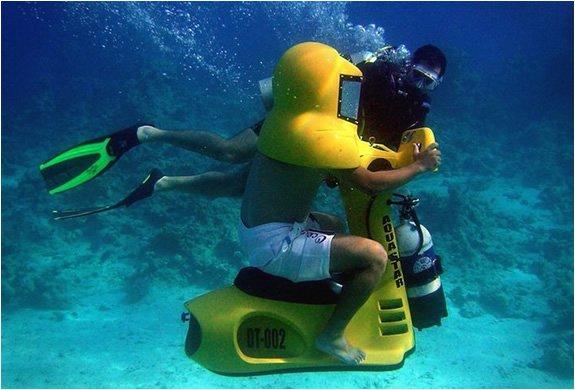 Подводные мотоциклы