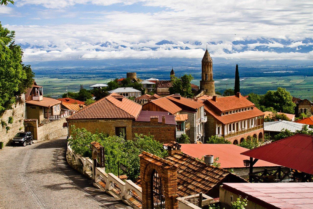 Город любви Сигнахи или винный тур в Кахетию? — экскурсия на ...