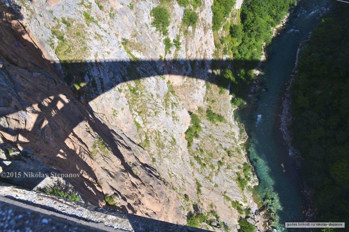 Авторский тур на каньоны и север Черногории, поездка по местам силы