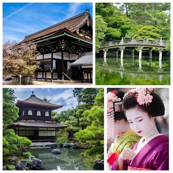 Киото — древние традиции Японии. Императорский дворец и не только