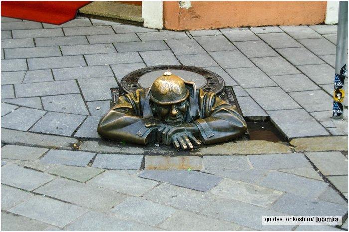 По земле Словакии. Комарно, Нитра, Братислава