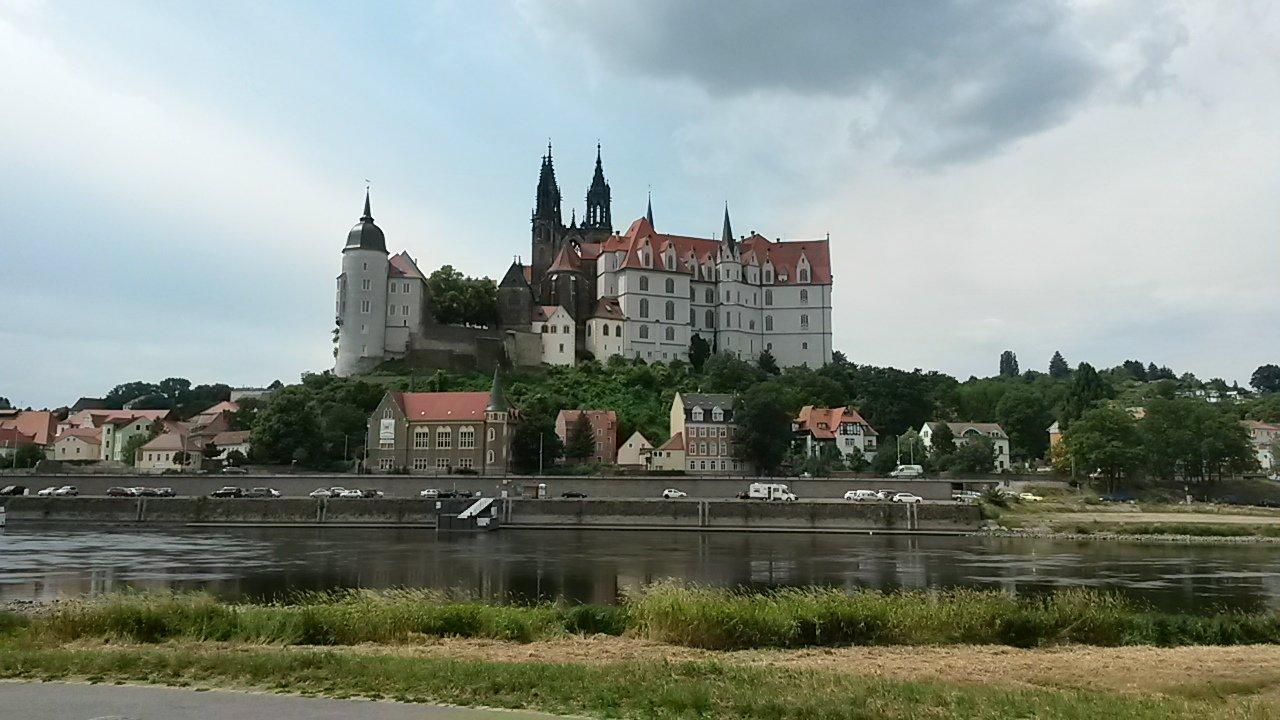 Мейсен, Дрезден, Морицбург