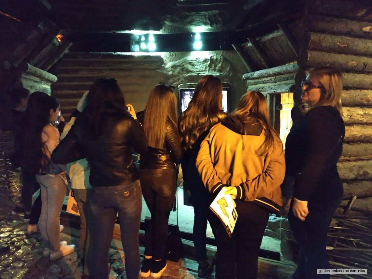 Подземелья Рыночной площади — встреча со Средневековьем