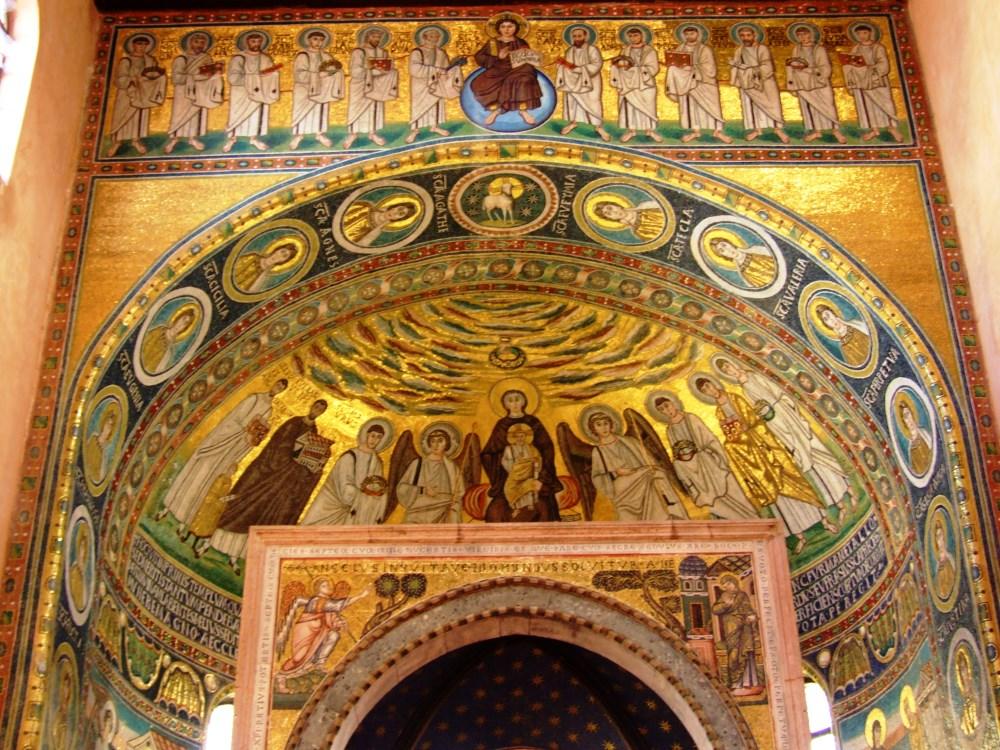 Пореч — город мозаик