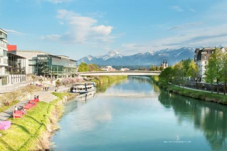 Филлах — не ставший столицей Каринтии. Шоу орлов и зоопарк с японскими макаками