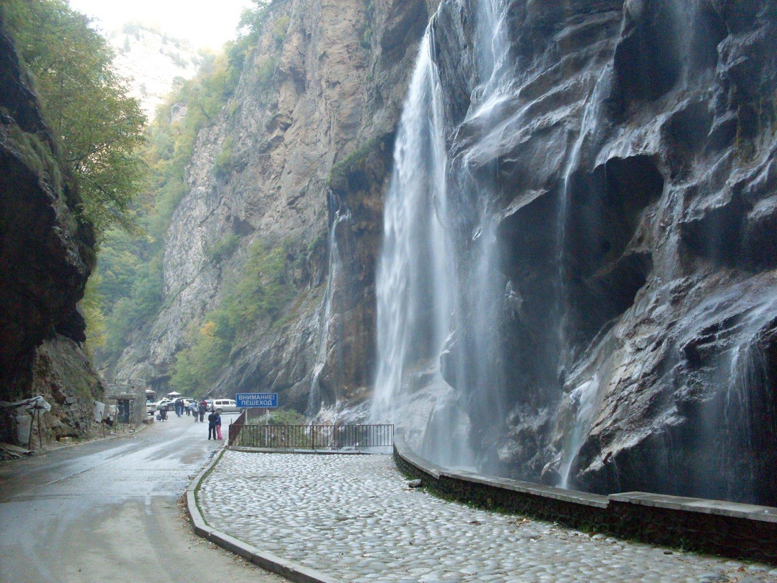 гордостью чегемские водопады кабардино балкария фото летом этих