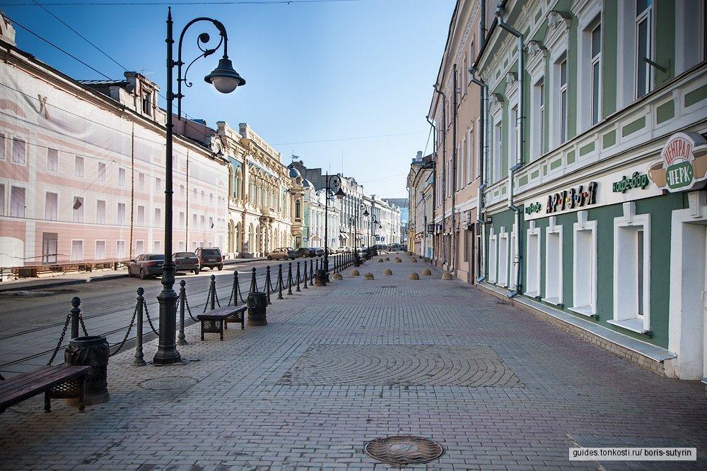 Нижегородская ярмарка: город в городе
