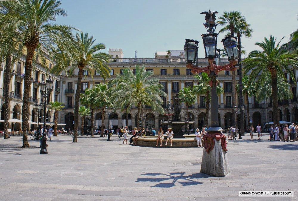 Пешеходная экскурсия по Готическому кварталу Барселоны