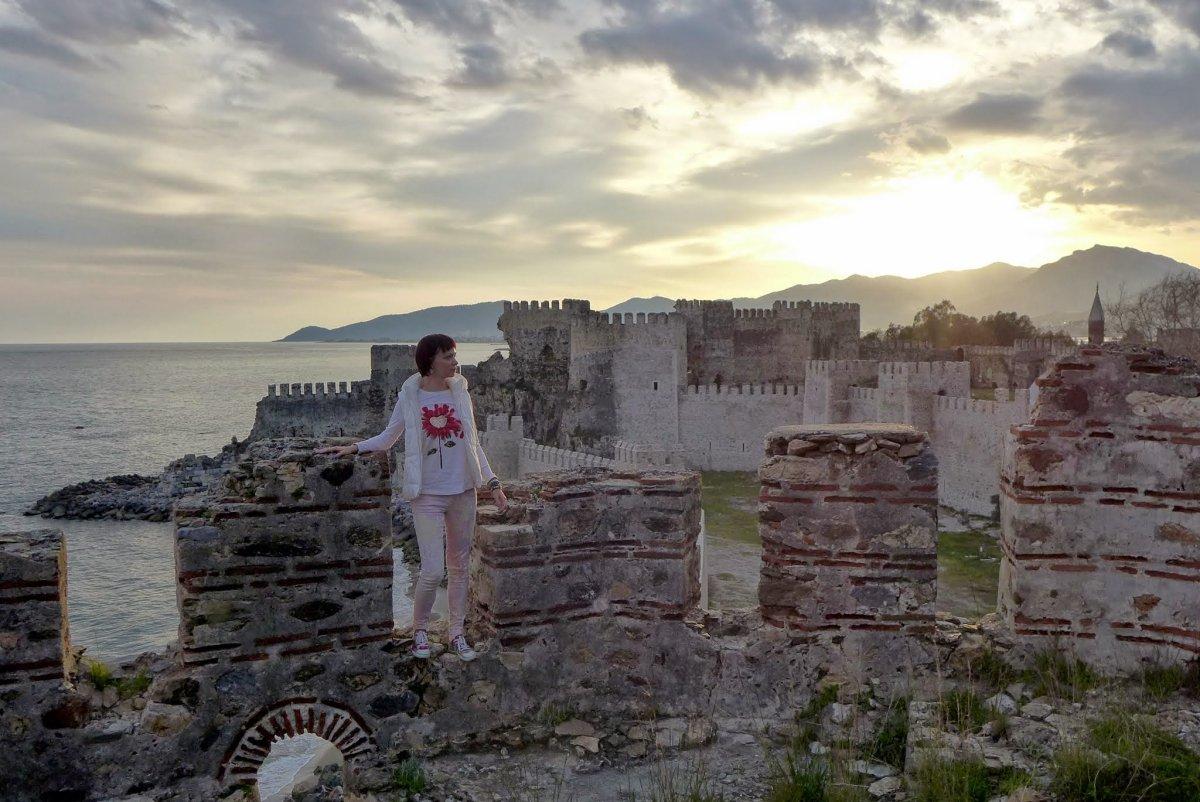 Крепость Мамуре + античный город Анемуриум