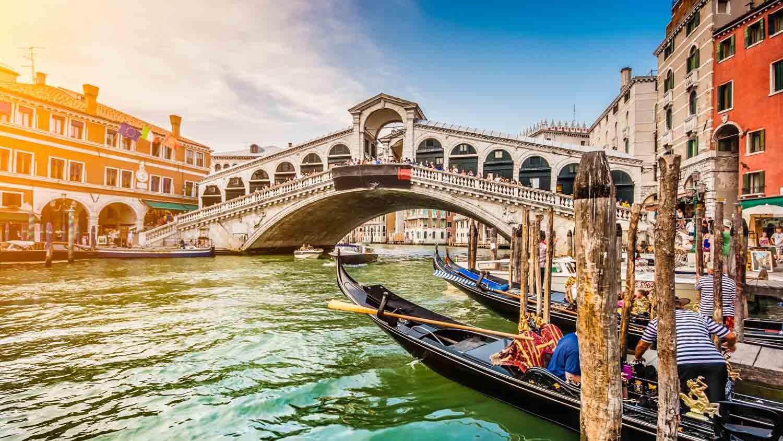 Венеция — пешком и по воде