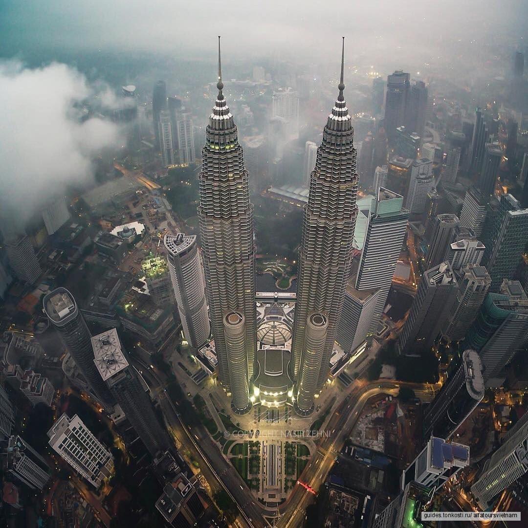 Малайзия, Куала-Лумпур, 3 дня и 2 ночи