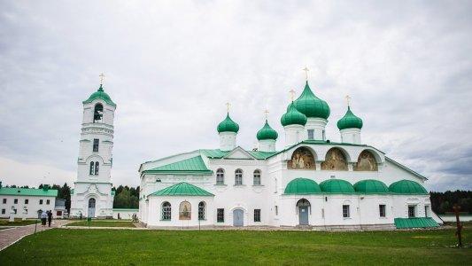 Экскурсия в Александро-Свирский монастырь
