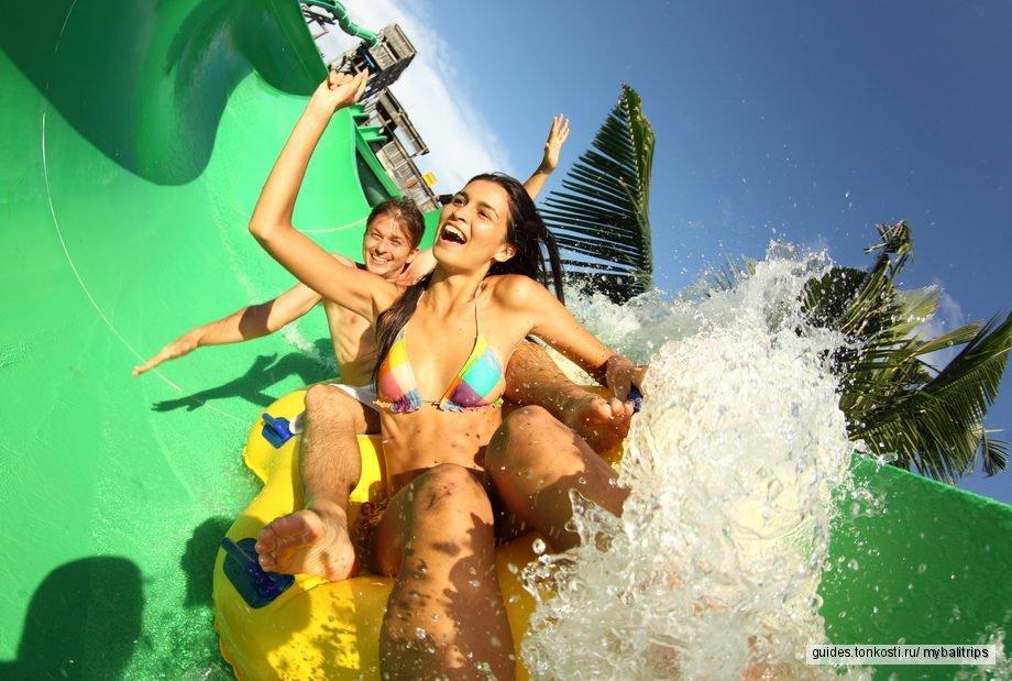 Билеты в Аквапарк Waterbom на Бали