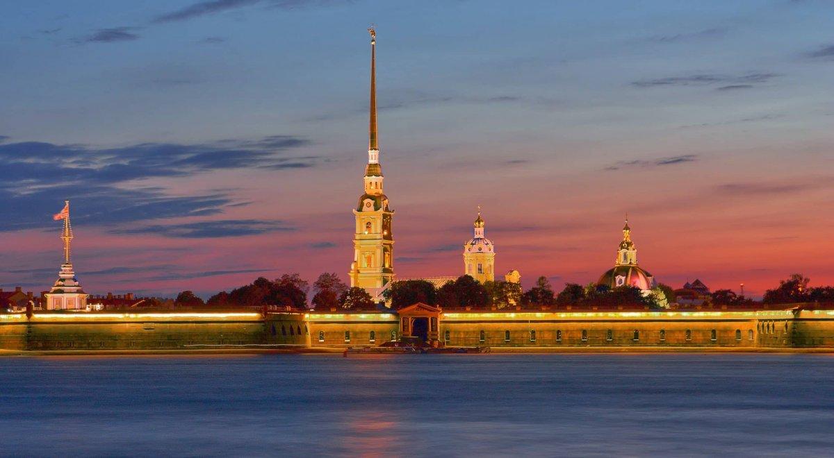 Обзорная экскурсия по Санкт-Петербургу