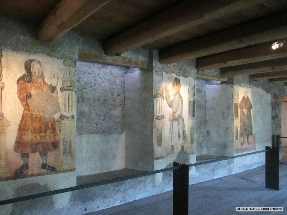 Экскурсия по замку Веезенштайн