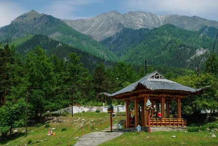 Экскурсия на курорт Аршан